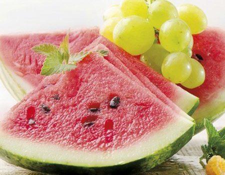 Uva-e-melone